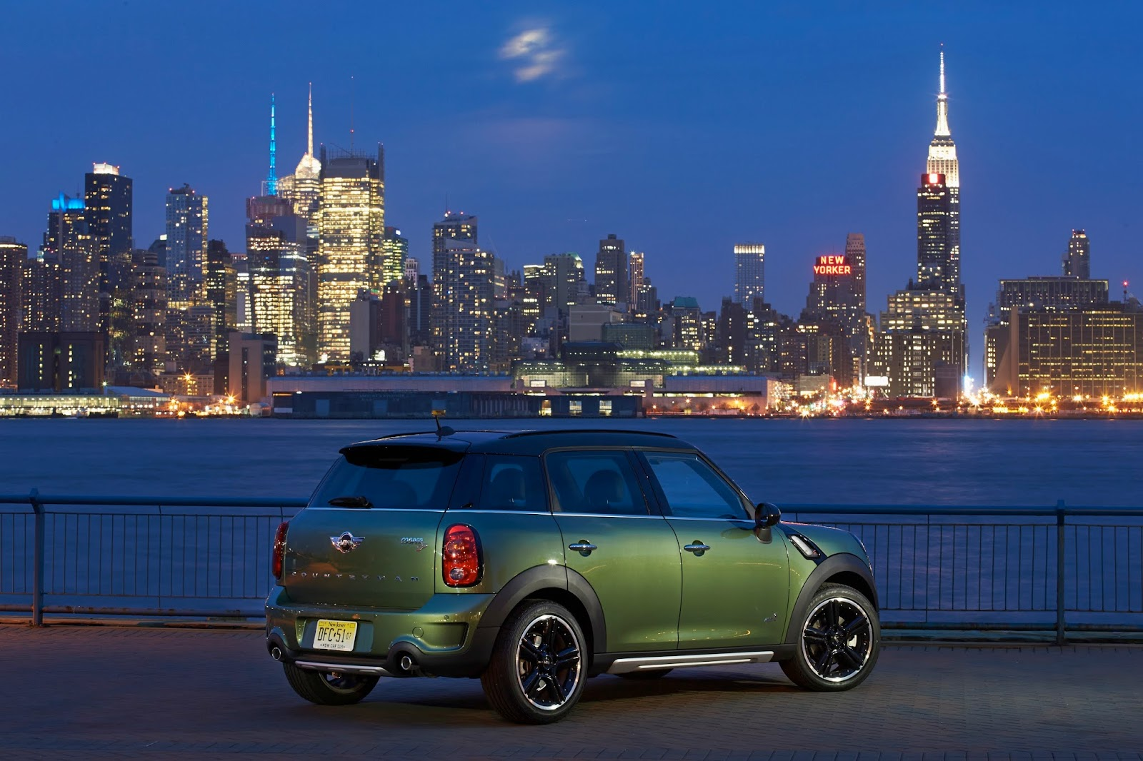 The New MINI Countryman with Facelift