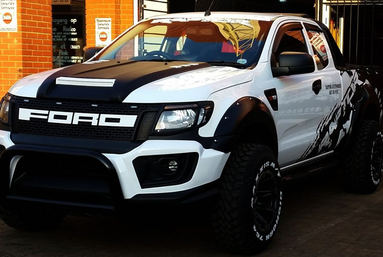 2018 Ford Ranger Raptor Price and Specs - Ford References