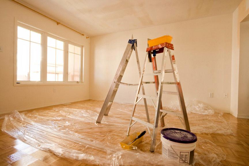Cambiare Colore Alle Pareti Di Casa.Fai Da Te Do It Yourself And More Tinteggiare Le Pareti