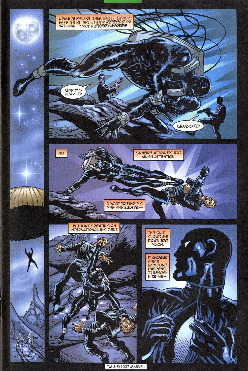 Captain America (1998) Issue #42 #49 - English 5