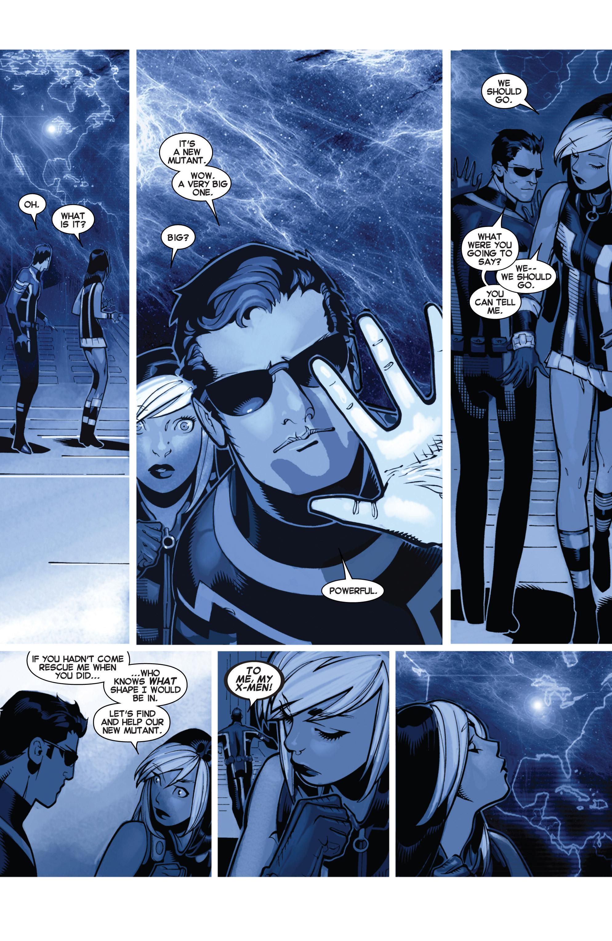 Read online Uncanny X-Men (2013) comic -  Issue # _TPB 4 - vs. S.H.I.E.L.D - 12