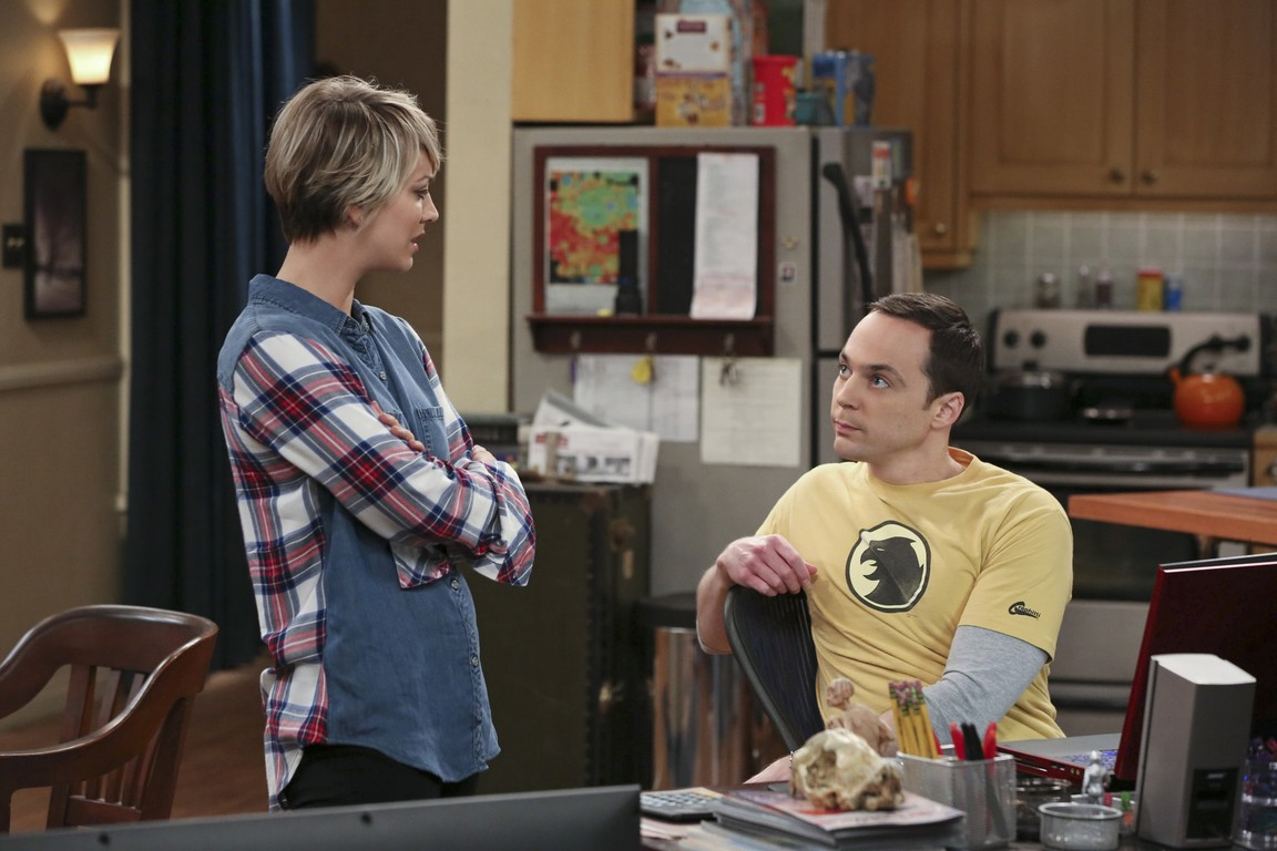 The Big Bang Theory - Season 8 Episode 24: The Commitment Determination
