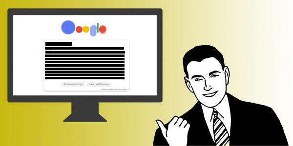 pencarian google