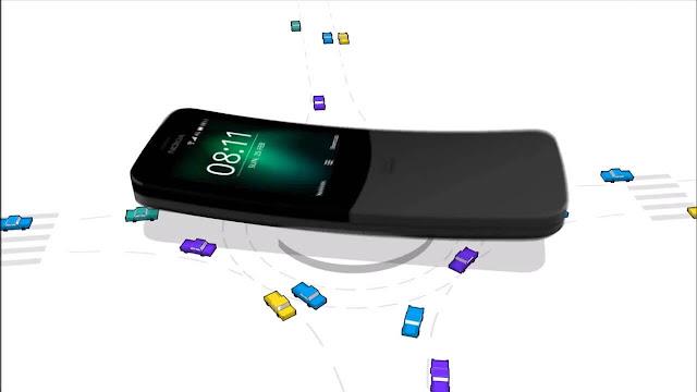 سعر ومواصفات هاتف  Nokia 8110 4G الجديد بالصور والفيديو