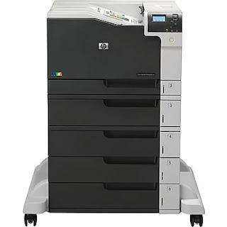 HP Color LaserJet Enterprise M750xh Driver Download