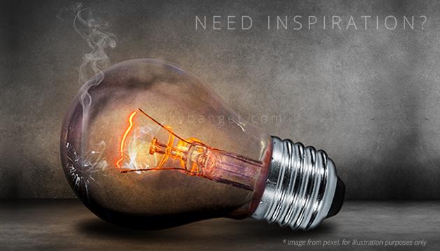 Lagi Jenuh & Susah Dapat Inspirasi? Coba Tips Berikut Buat Anak Desain Yang Susah Mendapatkan Inspirasi