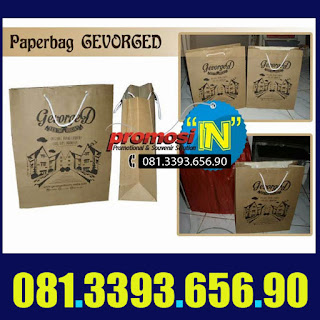 Grosir Goodie Bag Polos Murah Surabaya