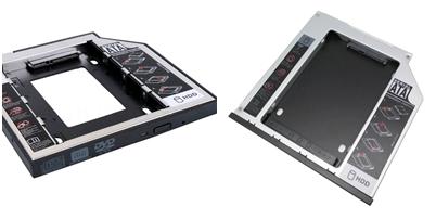 Mengganti Fungsi CD/DVD Rom Dengan Universal HDD Caddy