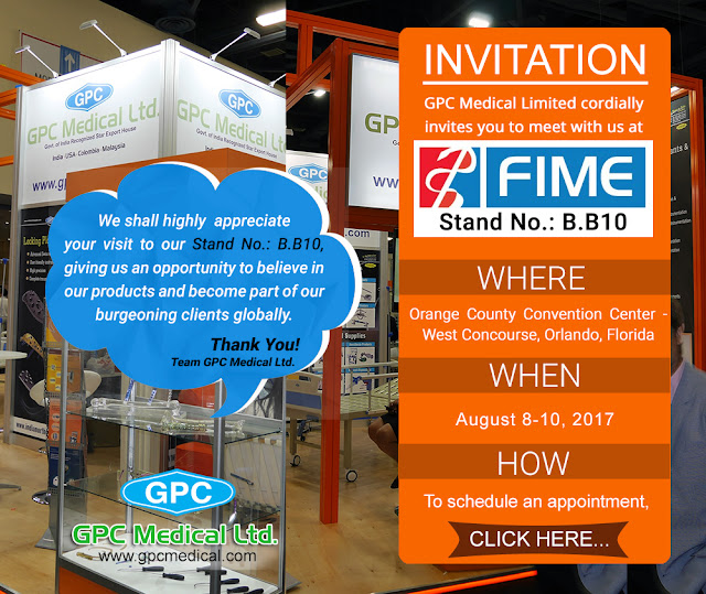 GPC Medical at FIME Show 2017