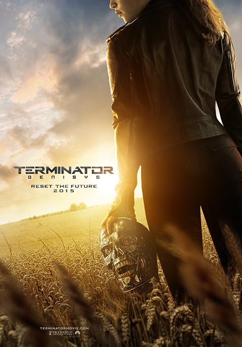 Poster Terminator: Genisys