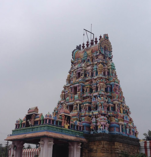 Coimbatore Attractions: Tamilnadu Tourism: Perur Pateeswarar Temple, Coimbatore