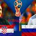 live streaming ; CROTIA vs RUSSIA ( world cup 2018 )