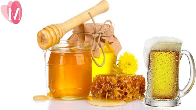 Cách trị mụn bọc bằng bia và mật ong