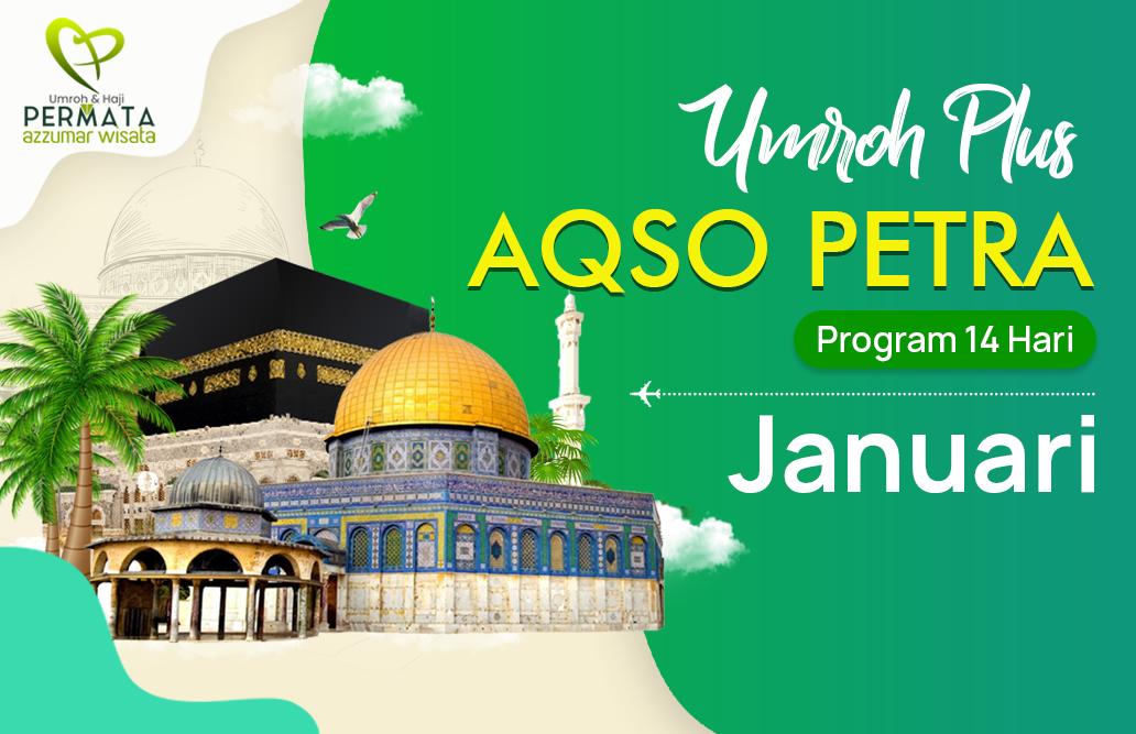 Promo Paket Umroh plus aqso Biaya Murah Jadwal Bulan Januari 2020 Awal Tahun