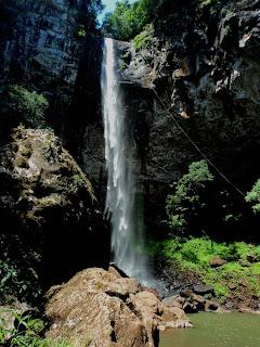 Cascata dos Marins, Cotiporã