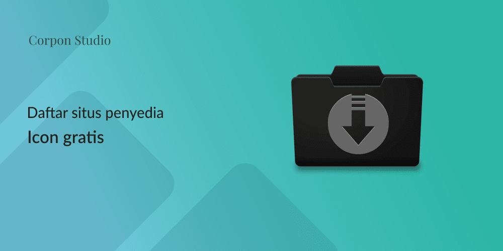 situs penyedia icon gratis