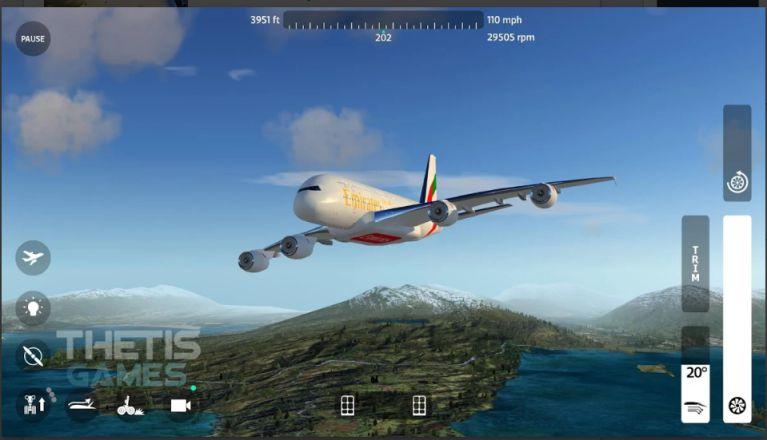 Game Pesawat Android Offline Flight Simulator 2018 Apk ...