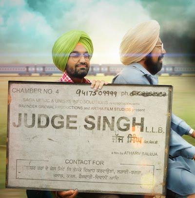 Judge Singh LLB 2015 Punjabi Movie Download