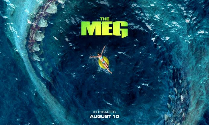 Top 5 Best Hollywood Movies 2018, the meg