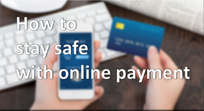 How to stay safe with online payment: Intelligent computing