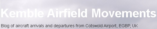 Kemble Airfield Movements
