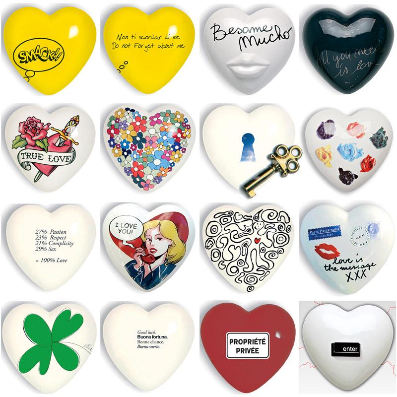 Creativando Ceramic Hearts 2