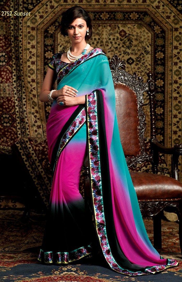 Latest Saree Collection By Laxmipati