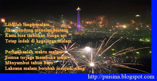 Yo Yo Sahabat Puisina Tahun Baru  Telah Tiba Tetap Semangat Kan Menyambut Tahun Baru Kali Ini Happy New Year Selamat Tahun Baru Sugeng Tahun