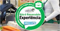 NÃO É NECESSÁRIO EXPERIÊNCIA, OPERADOR (A) DE CAIXA COM 02 VAGAS E SALÁRIO R$ 1.100,00