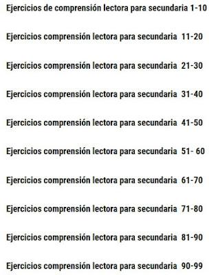 https://portaldeeducacion.com/ejercicios-de-comprension-lectora-para-primaria-y-secundaria/