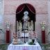 Altar a Jesús Sacramentado