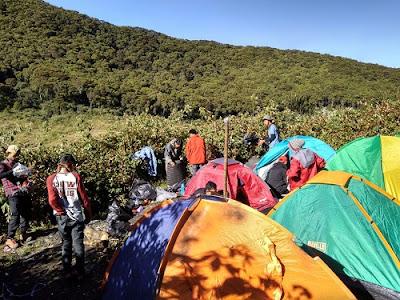 Informasi Pendakian Gunung Gede-Pangrango Terbaru 2017