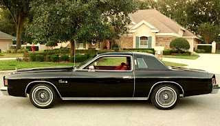 1975 Chrysler Cordoba Side Left
