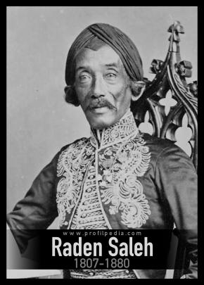 Biografi Raden Saleh Sjarif Boestaman Pelukis Indonesia yang Berbakat