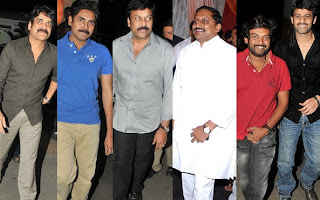 Celebs at Shyam Prasad Reddy Daughter's Marriage