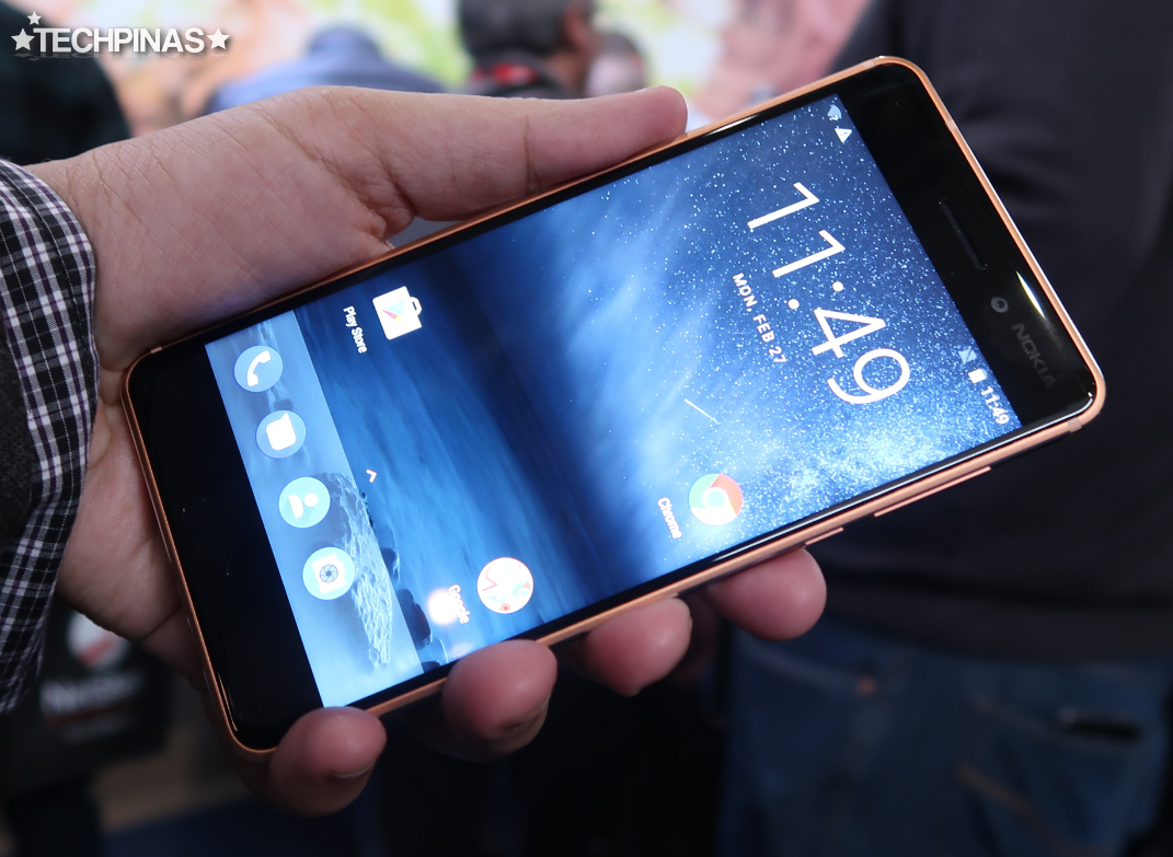 Nokia 6 Arte Black Video Nokia 6 Philippines Price Is Php 11 990 Complete Specs Actual