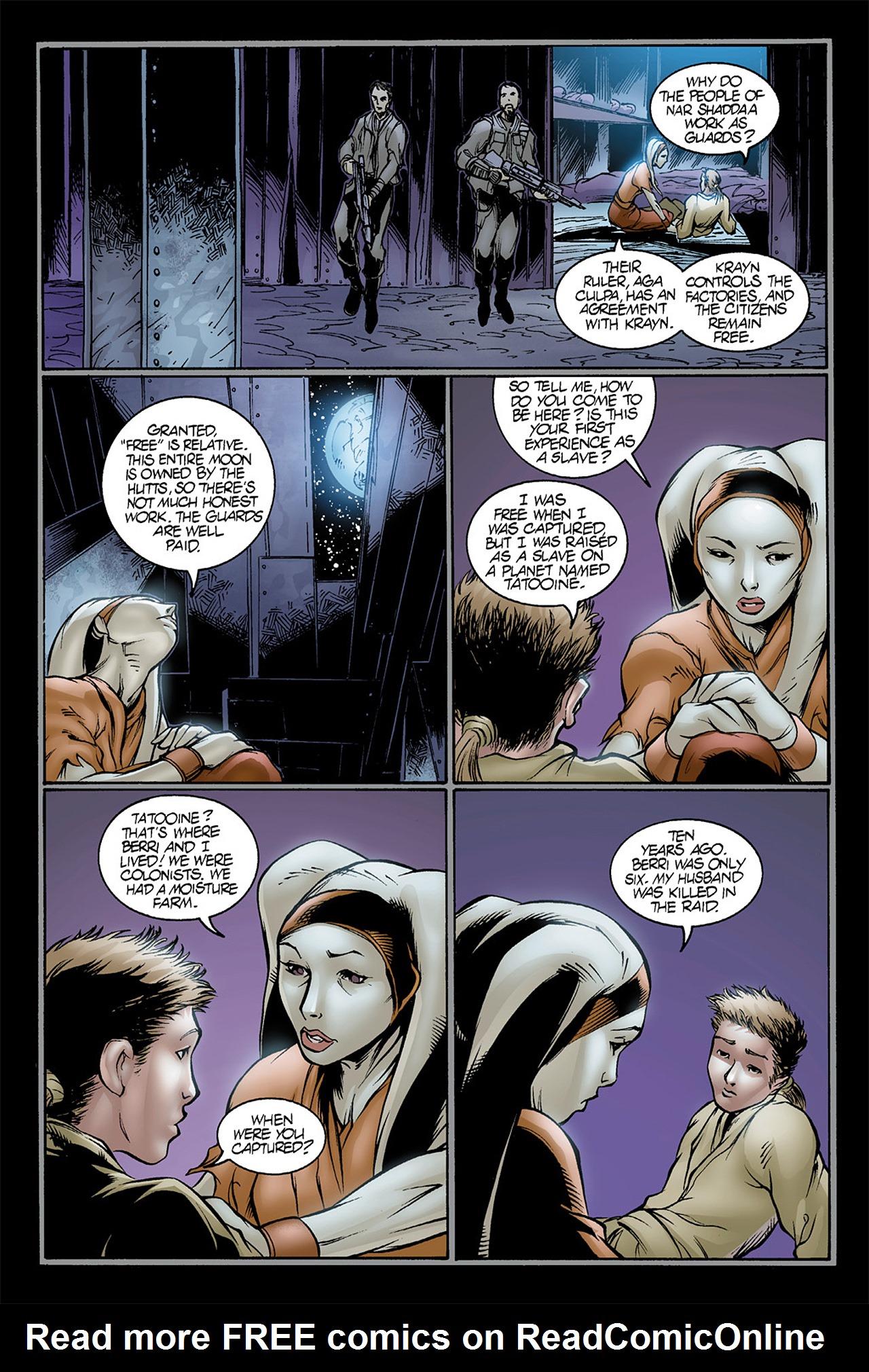 Read online Star Wars Omnibus comic -  Issue # Vol. 10 - 188