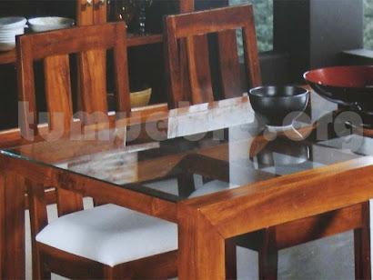 silla comedor tapizada 4184/1