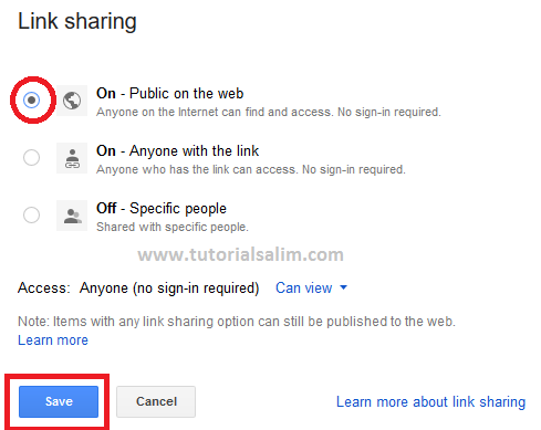 Cara Upload File Melalui Google Drive