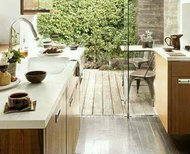 Desain Dapur Modern Elegant 022