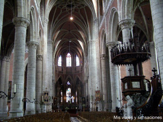 Iglesia de San Miguel, Gante