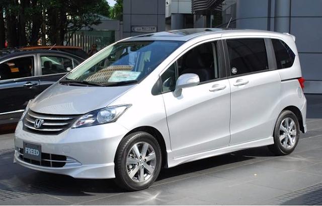 PT Honda Prospect Motor (HPM) Menghentikan Produksi Honda Freed pada tahun 2016