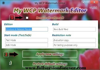 Download Windows 10 Desktop Watermark Remover
