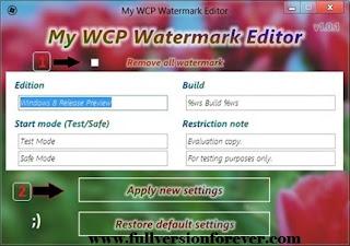 Download Windows 10 Desktop Watermark Remover