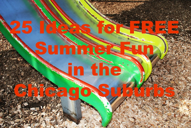 25 ideas for FREE summer fun in the Chicago suburbs