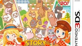 Story of Seasons: Trio of Towns [3DS] [Español] [Mega] [CIA]