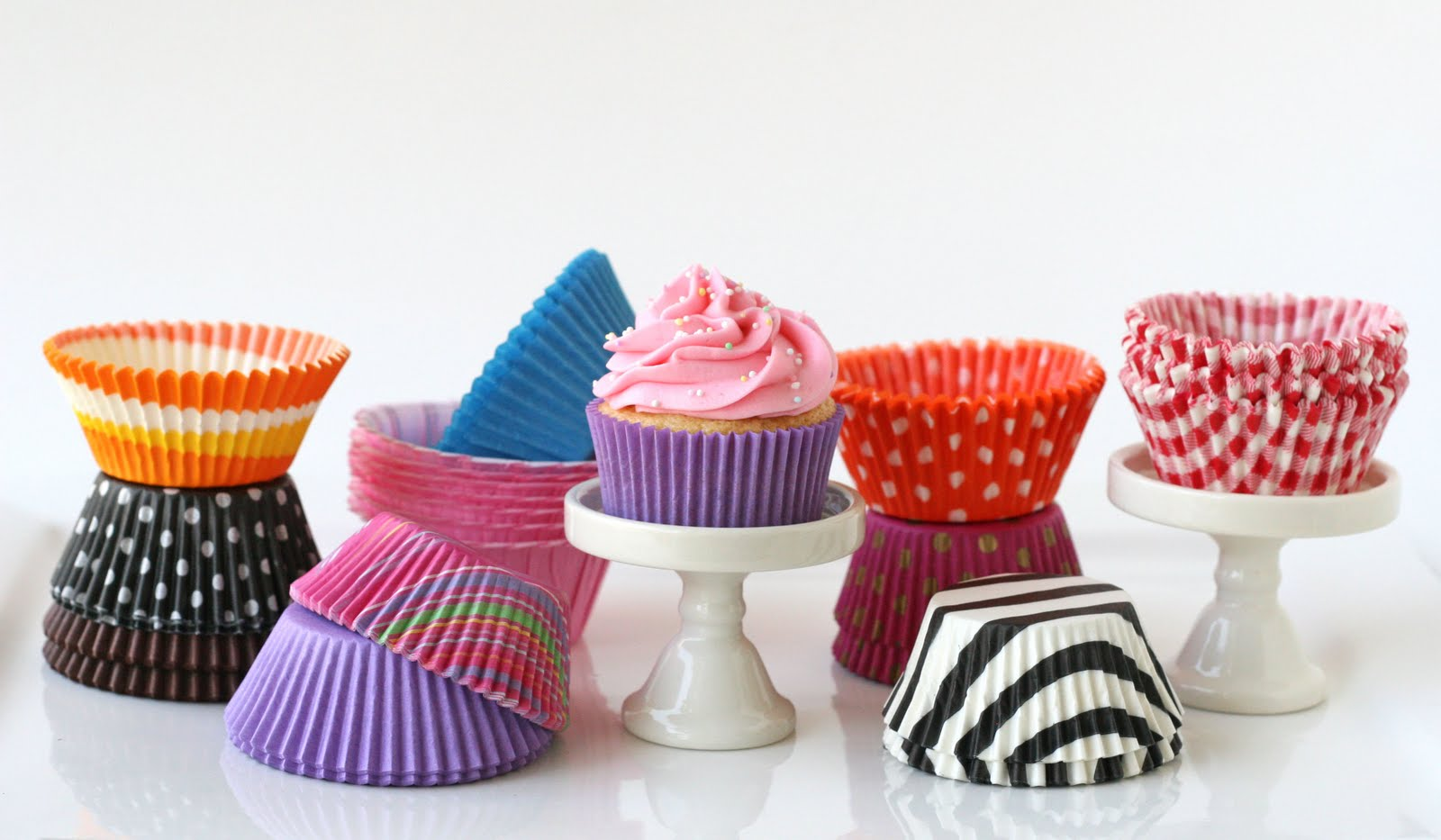 {Cupcake Basics} Cupcake Liners