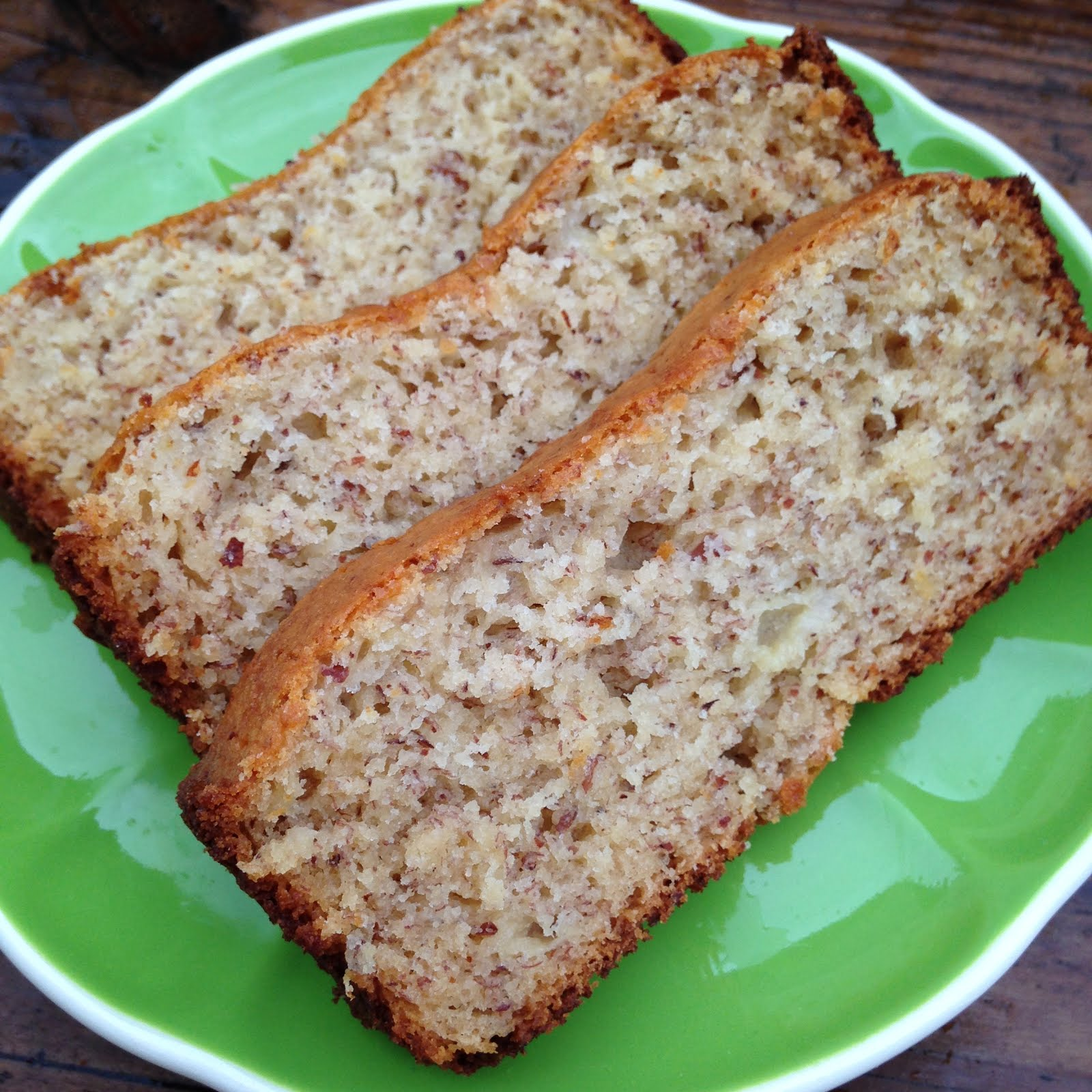 Raising Jack With Celiac Gluten Free Banana Nut Bread
