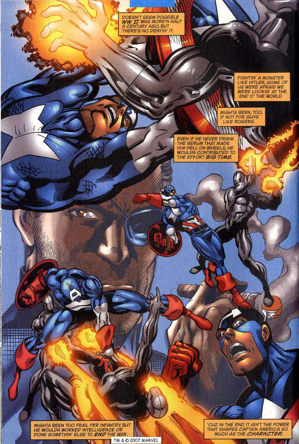 Captain America (1998) Issue #45 #52 - English 14