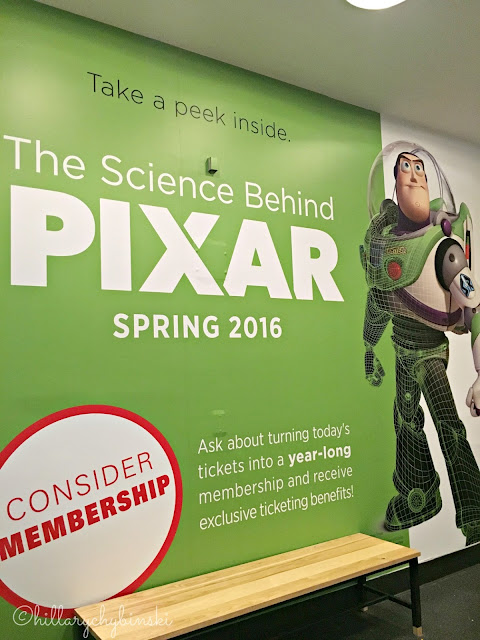 New Science Behind Pixar Exhibit Coming to The Franklin Institute